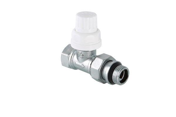 Клапан термостатический прямой с дополнительным уплотнением