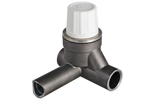 Клапан термостатический под приварку правый