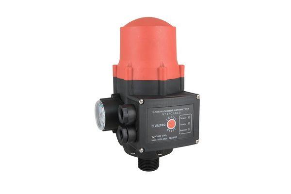 Блок насосной автоматики VT.EPC2.06.0